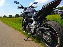 Yamaha MT-07 - Wikipedia
