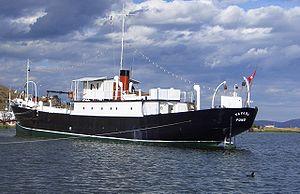 Yavari (ship) - Image: Yavari steamboat 20050915