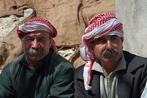 Yazidis - Yazidi men