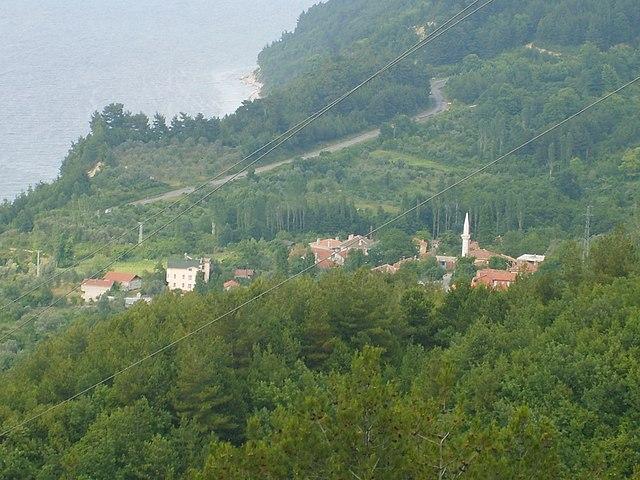 Distretto di Abana