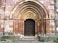 Yermo église Santa Maria corniche S modillon 44a.jpg