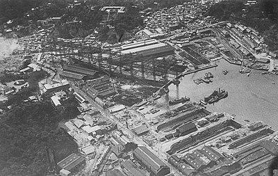 Yokosuka Naval Arsenal - Wikipedia