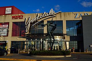 shopping mall in Toronto, Ontario, Canada