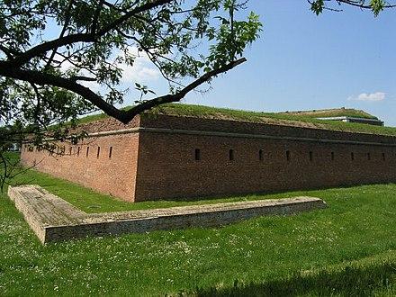 ザモシチ要塞 ポーランド