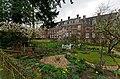 Zeist - Lageweg - View on Broederplein gardens 1.jpg