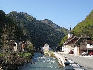 Municipality of Železniki Municipality of Slovenia