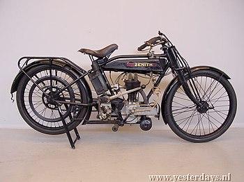 1924 Zenith JAP 346cc
