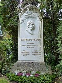 Zentralfriedhof Wien Gottfried v Preyer.jpg
