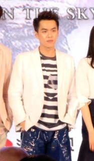 Zhang Ruoyun Chinese actor