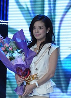 Zhao Wei 21st-century Chinese actress, singer and film director