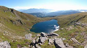 Zirbitzkogel - Image: Zirbitzkogel Wildsee