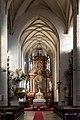 Znojmo Saint Nicholas Church Interior 02.jpg