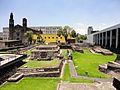 Zona Arqueológica de Tlatelolco, TlatelolcoTV 7.jpg