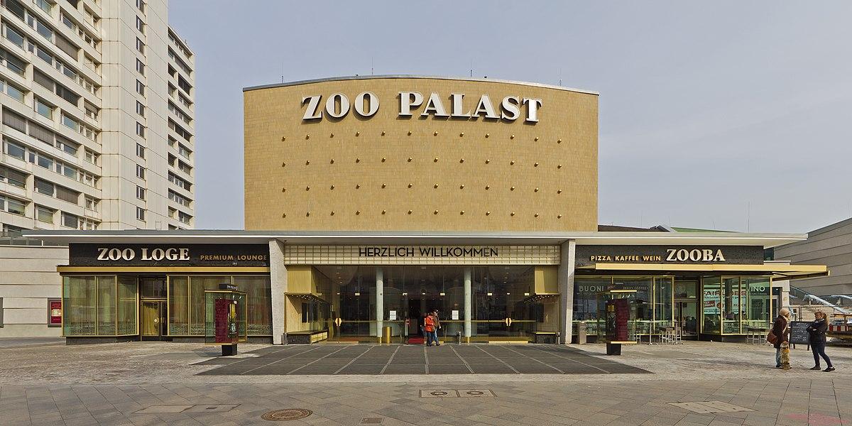 berliner zoo palast