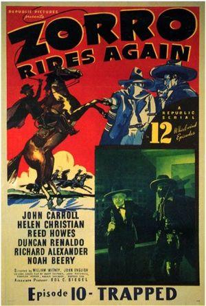 Zorro Rides Again - Image: Zorroridesagain