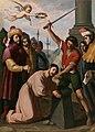 Zurbarán - Martirio de Santiago, Hacia 1640.jpg