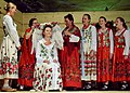 """A Goral Wedding"" at Dom Ludowy Theatre - the custom of ""oczepiny"".jpg"