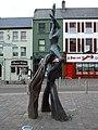 """Balance"", Market Street, Omagh - geograph.org.uk - 1203020.jpg"