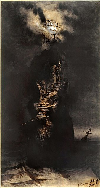 """Le phare"" par Victor Hugo"