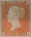 """""""Penny Red Brown"""" postage stamps MET SF2002 236 3 img2.jpg"""