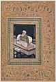 """Portrait of Shaikh Hasan Chishti"", Folio from the Shah Jahan Album MET DT1036.jpg"