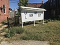 'Documenting Our Communities' photo board, Milton-Preston Peace Park (2017), 2500 E. Preston Street, Baltimore, MD 21213 (48883239721).jpg