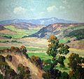 'Foothills' by Maurice Braun, 1934.jpg