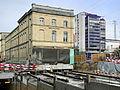'Gleis 9' in Oerlikon vor der Gebäudeverschiebung 2012-04-19 17-47-30 ShiftN.jpg