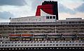 'Queen Mary 2', Wellington, New Zealand, 26th. Feb. 2011 - Flickr - PhillipC (1).jpg