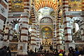 (Marseille, France), nave an choir of Basilique Notre-Dame de la Garde.JPG