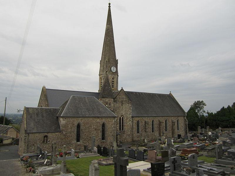 Église Notre-Dame de fr:Montpinchon