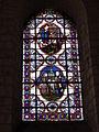 Église Notre Dame et Saint-Junien de Lusignan, vitrail 05.JPG