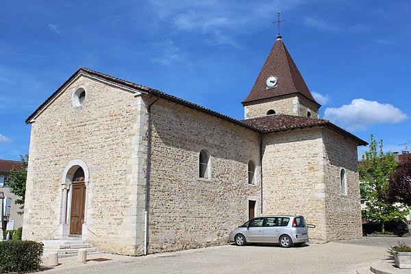 Photo de la ville Saint-André-sur-Vieux-Jonc