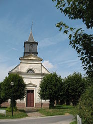 The church in Bavelincourt