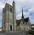 Égreville (77) Église Saint-Martin 01.JPG