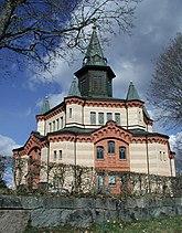 Fil:Örsjö kyrka,Växjö stift.JPG