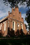 Łęg Probostwo - kościół par. p.w. św. Katarzyny 02; Kot.JPG