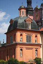 Święta Lipka Kościół Pielgrzymkowy 042