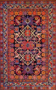 阿塞拜疆地毯
