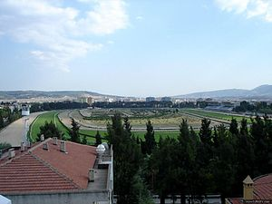 Buca - Image: Şirinyer Hippodrome
