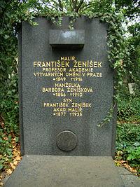 Ženíškovi-hrob 2007-06-16.jpg