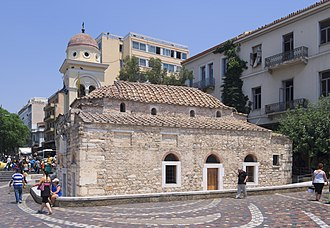 Monastiraki - Image: Παναγία Παντάνασσα Μοναστηράκι 1124