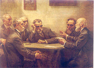 Georgios Roilos - The Poets, by Roilos