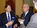 Συνάντηση ΥΠΕΞ Σ. Δήμα με επικεφαλής Ομάδας Δράσης για την Ελλάδα H. Reichenbach (6514840849).jpg