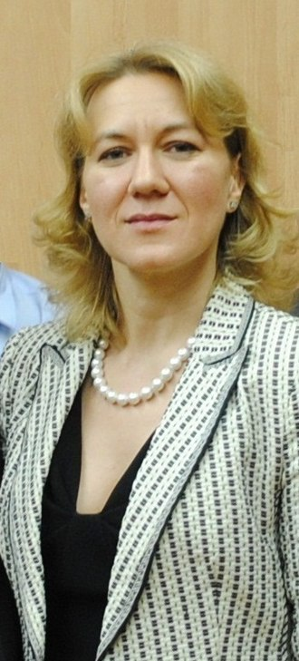 Agrarian Party of Russia - Olga Bashmachnikova - the leader of the party in 2012