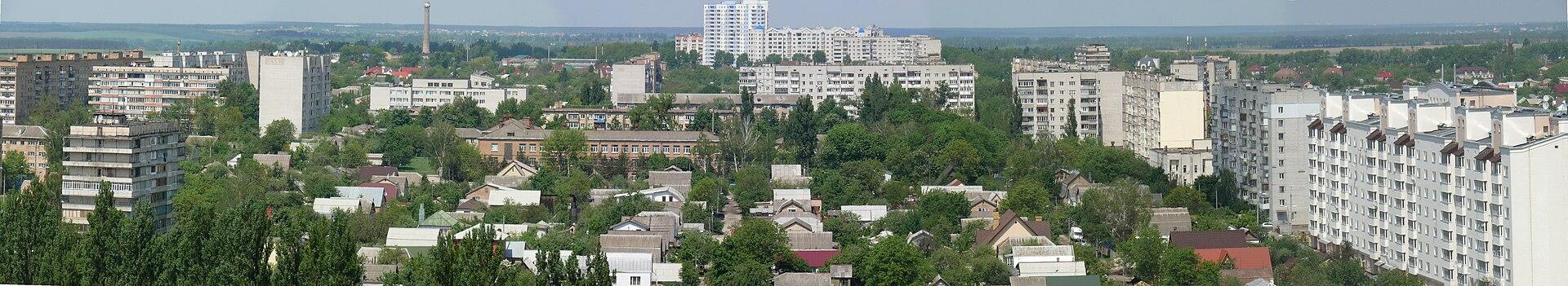 Боярка. Заводской микрорайон