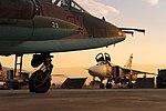 Будни авиагруппы ВКС РФ на аэродроме «Хмеймим» (Сирийская Арабская Республика) (64).JPG