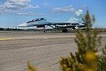 Будни авиагруппы ВКС РФ на аэродроме Хмеймим в Сирии (12).jpg