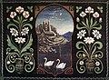 Дыванок з замкам над возерам (Накцюрн).jpg