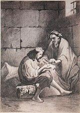 Дюма Жоанно Дантес и Фариа читают завещание кардинала Спада.JPG